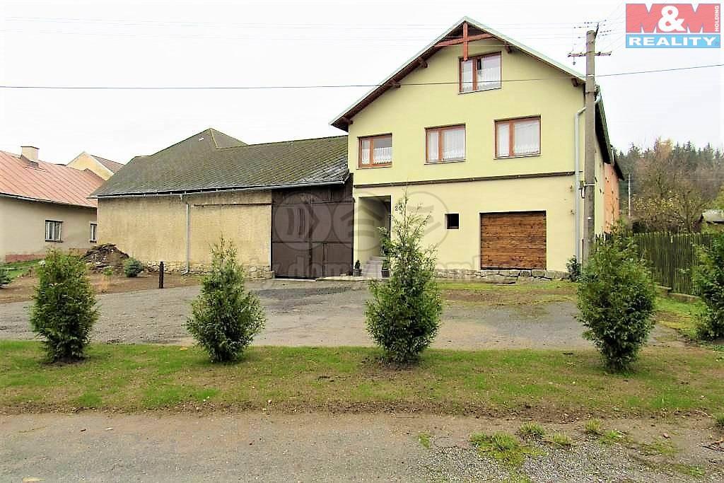 Prodej, rodinný dům, Milíčov