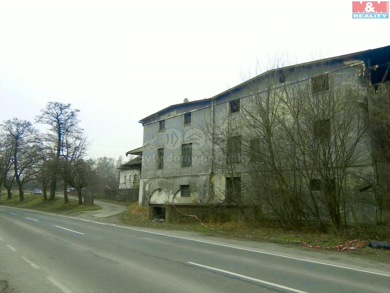 Prodej, komerční objekt, 1006 m2, Orlová - Poruba