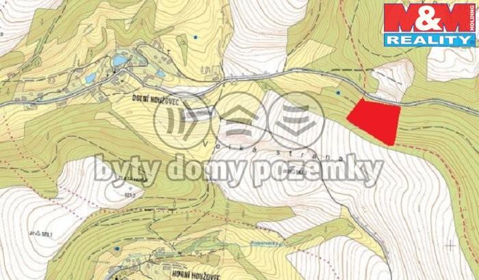 Prodej, les, 24012 m2, Dolní Dobrouč
