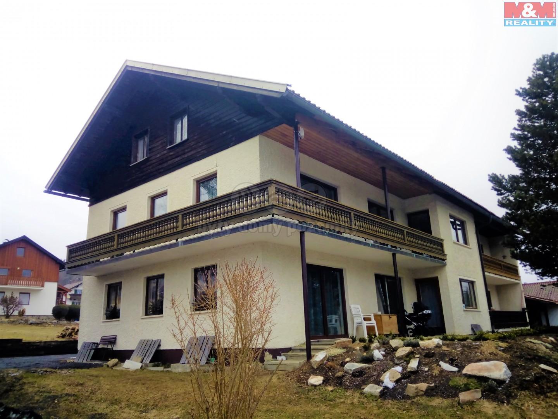 Pronájem, byt 2+1, 55m2, Bayerisch Eisenstein