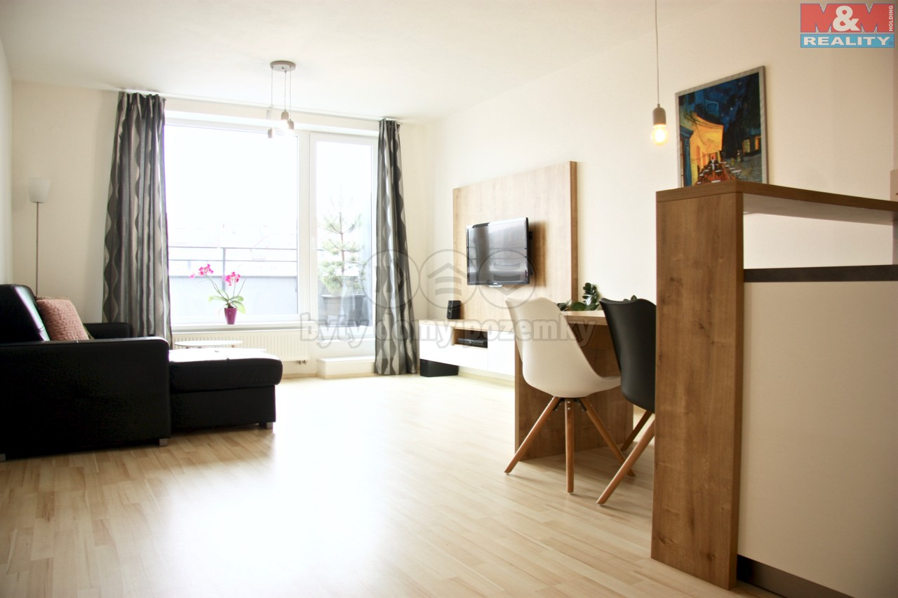 Prodej, byt 2+kk, Brno, ul. Houbalova