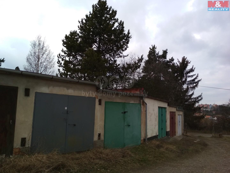 Prodej, garáž, 17 m2, Plzeň, ul. Na Vyhlídce