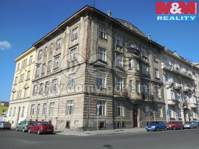 Pronájem, byt 2+kk, 38 m2, Plzeň, ul. Hálkova
