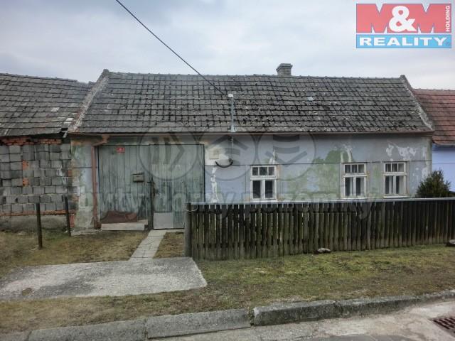 Prodej, rodinný dům, 240 m2, Nová Lhota