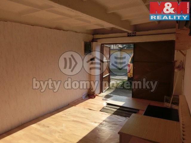 Prodej, garáž, 18 m2, Uherské Hradiště