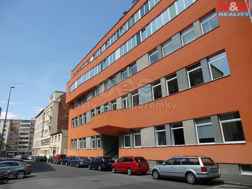 Pronájem, kancelářské prostory, 265 m2, Praha 9 – Libeň