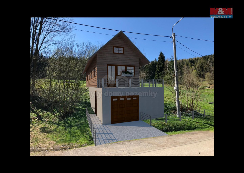 Prodej, stavební parcela, 368 m2, Loučná nad Desnou