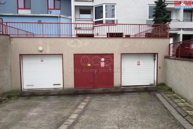 Prodej, garáž, 18 m2, Pardubice - ul. Dašická