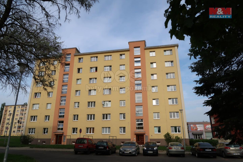 Prodej, byt 2+1, 56 m2, OV, Most, ul. Jaroslava Vrchlického