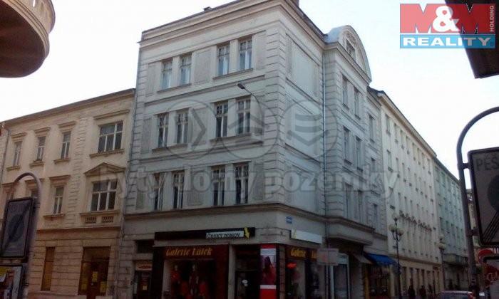Pronájem, byt 4+1, 136 m2, Ostrava, ul. Čs. Legií