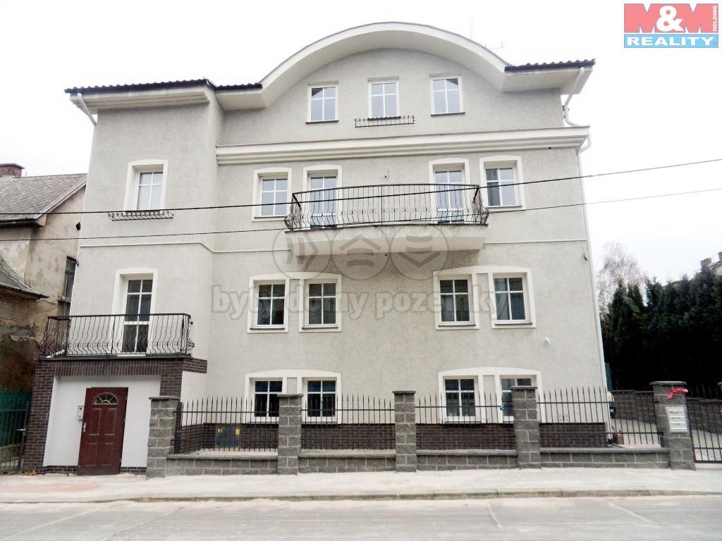 Prodej, nájemní dům, 456 m2, Ostrava - Slezská Ostrava