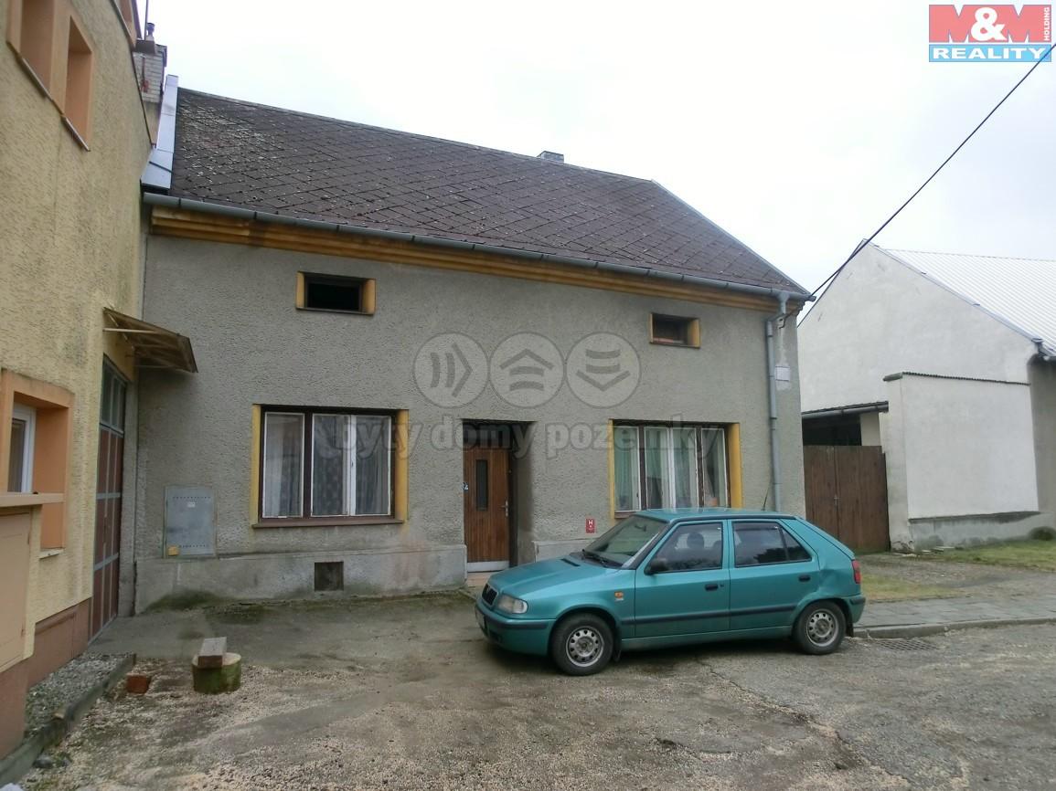 Prodej, rodinný dům, Majetín