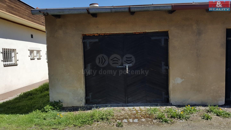 Prodej, garáž, 46 m2, Semily
