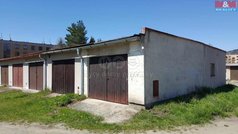 Prodej, garáž, 33 m2, Semily