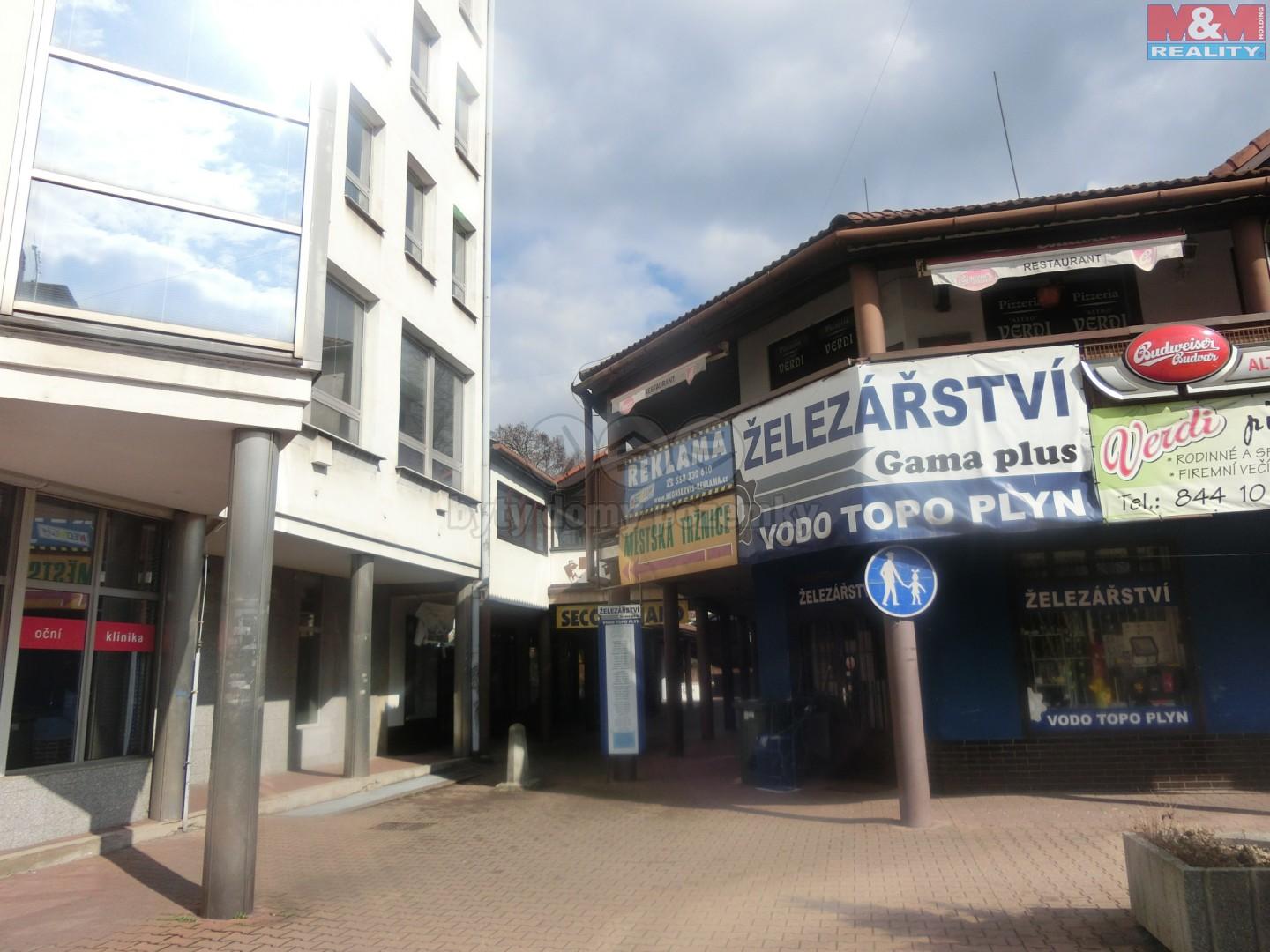 Prodej, obchod a služby, Český Těšín, ul. Smetanova
