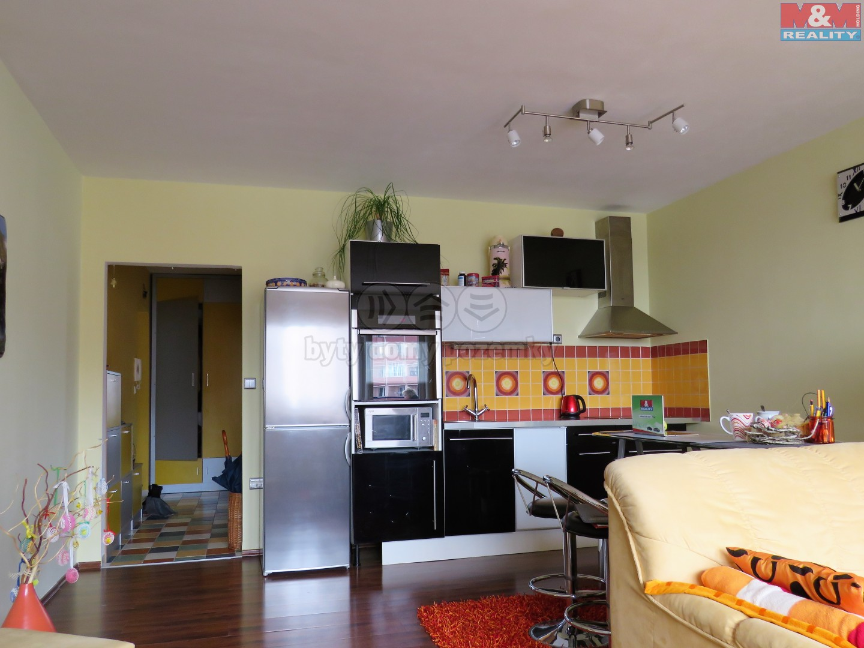 Prodej, byt 2 + kk, 58 m2, Znojmo, ul. Mičurinova