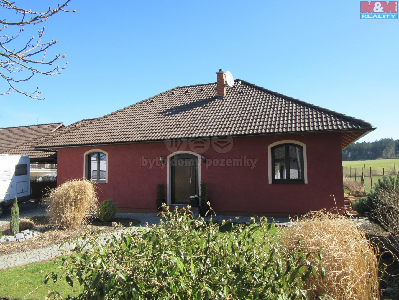Prodej, rodinný dům 3+kk, 1000 m2, Dobřív