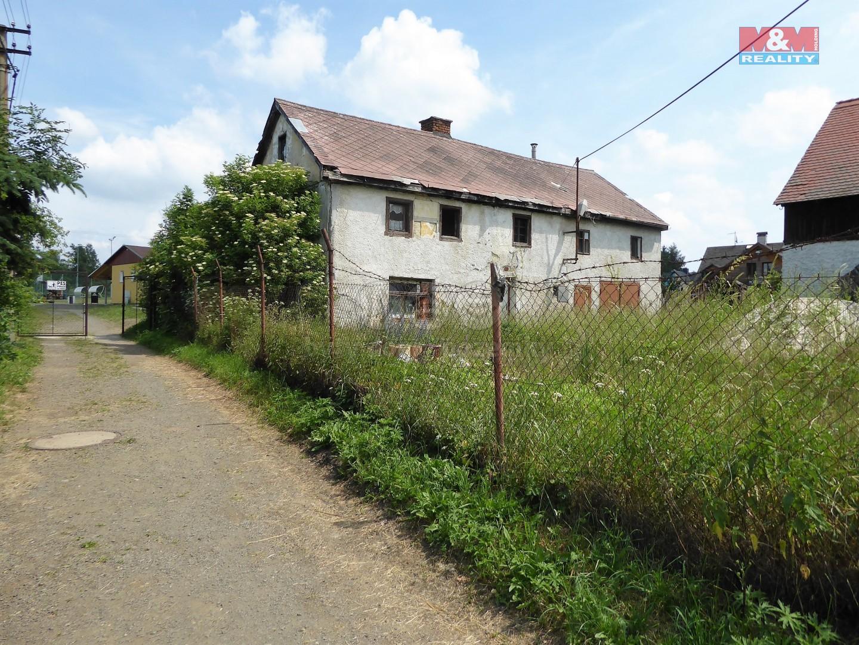 Pronájem, chalupa, 655 m2, Otovice, ul. Děpoltovická