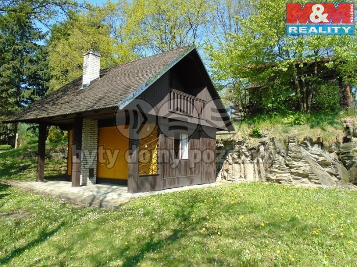 Prodej, chata 2+kk, 20 m2, Suchdol nad Odrou
