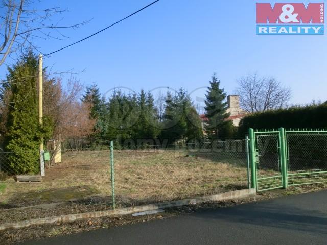 Prodej, stavební parcela, 783 m2, Frýdlant nad Ostravicí