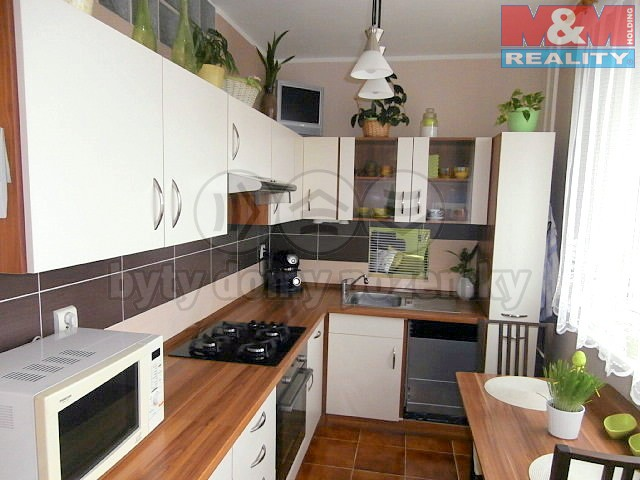 Pronájem, byt 3+1, 68 m2, Ostrava - Muglinov
