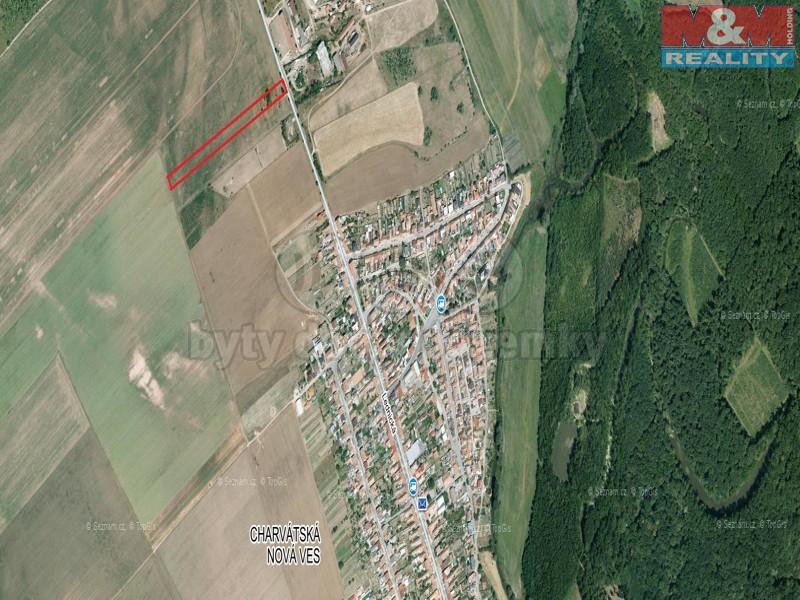Prodej, pozemek, 22730 m2, Břeclav