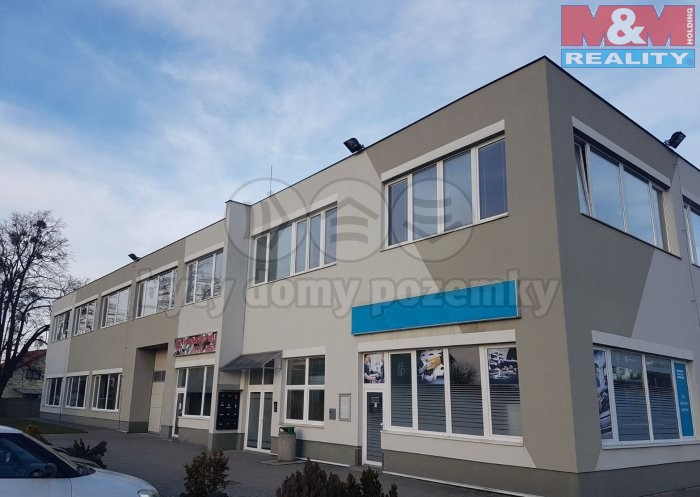 Pronájem, kancelář, 60 m2, Sviadnov, ul. Ostravská