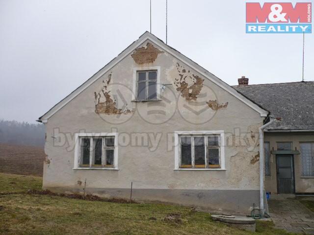 Prodej, rodinný dům 3+1, Janoslavice, Rohle