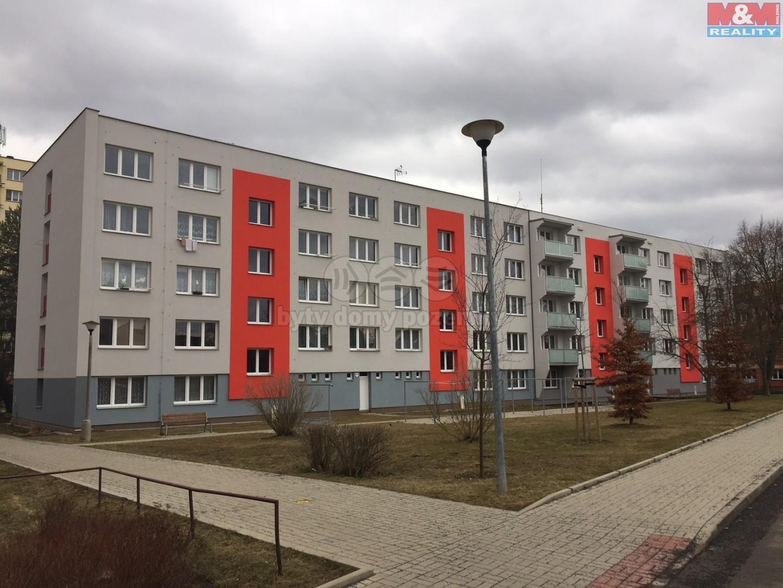 Prodej, byt 2+1, 73 m2, Tábor, ul. Petrohradská