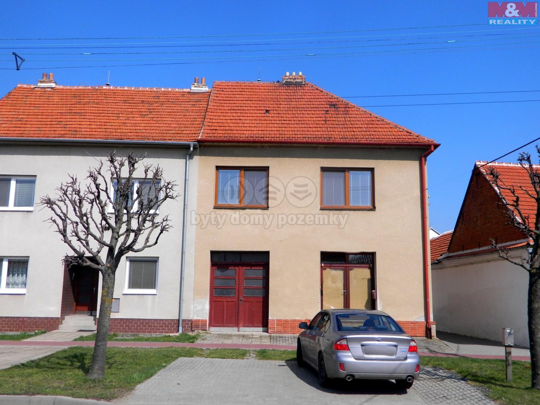 Prodej, Rodinný dům 3+kk, 305 m2, Újezd u Brna