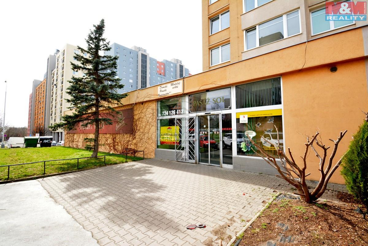 Prodej, obchod a služby, 192 m2, OV, Praha, ul. Olštýnská