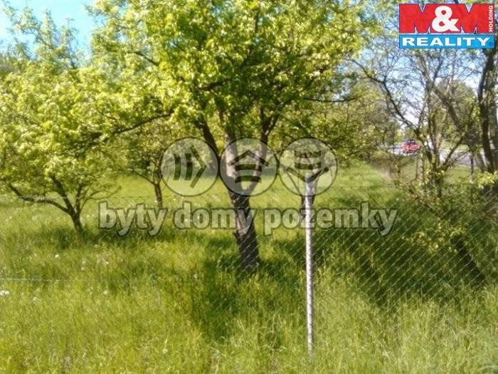 Prodej, pozemek, 934 m2, Krnov - Pod Cvilínem