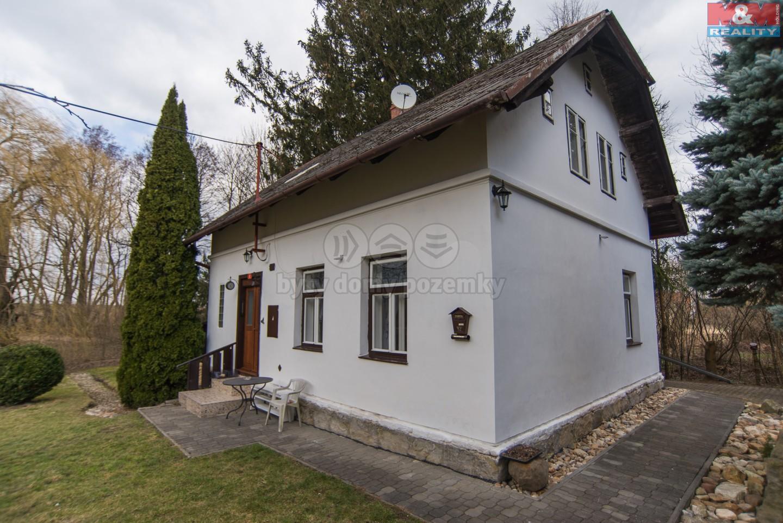 Prodej, chalupa 4+1, 712 m2, Horní Heřmanice u Bernatic