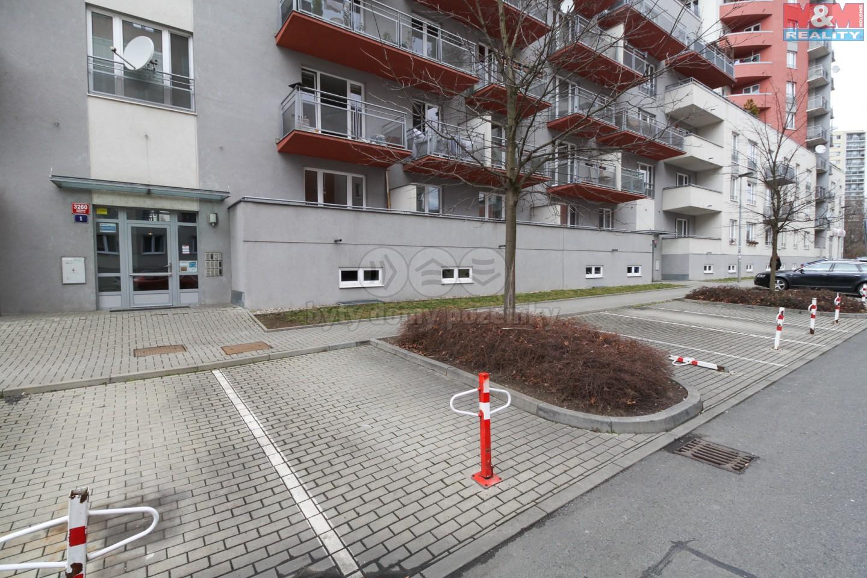 Prodej, parkovací stání, 13 m2, Praha, 10 - Záběhlice