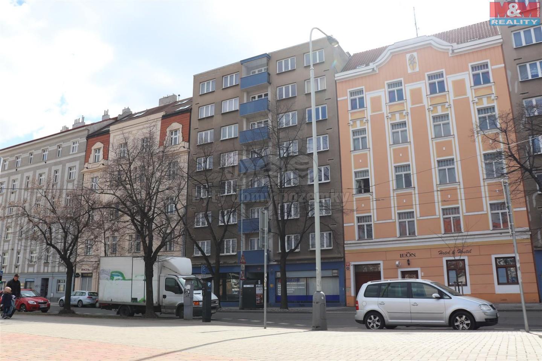 Prodej, byt 3+1, 85 m2, DV, Praha 7 - Holešovice