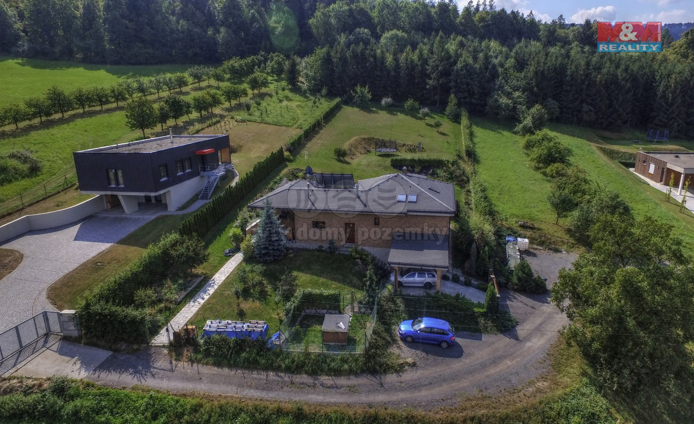 Prodej, rodinný dům, Valašské Meziříčí, Hrachovec
