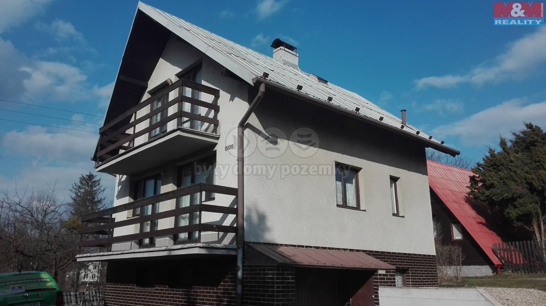 Prodej, chata 4+1, Dolní Domaslavice