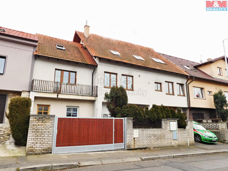 Prodej, rodinný dům, 392 m2, Praha 5