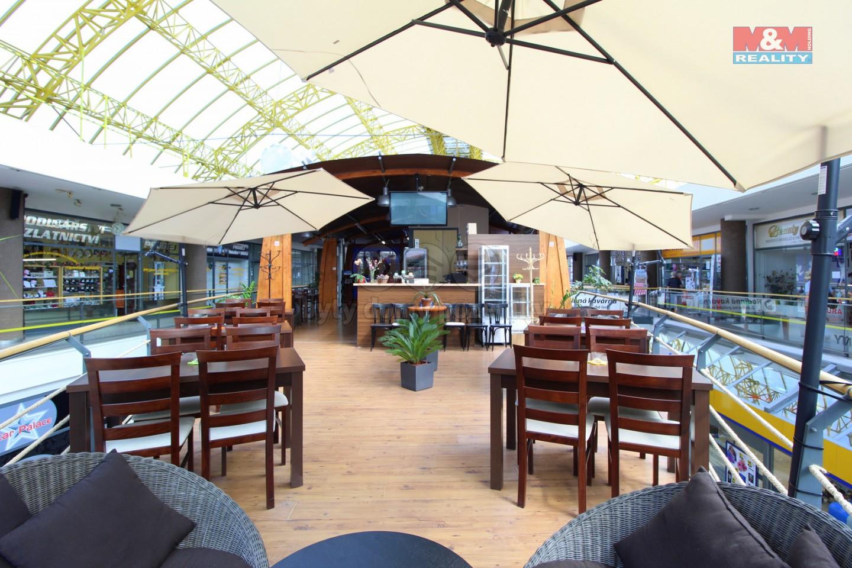 Pronájem, kavárna 128 m2, Praha 10 - Zahradní město