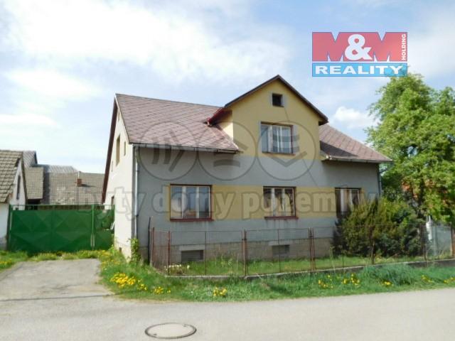 Prodej, rodinný dům, 2011 m2, Těmice