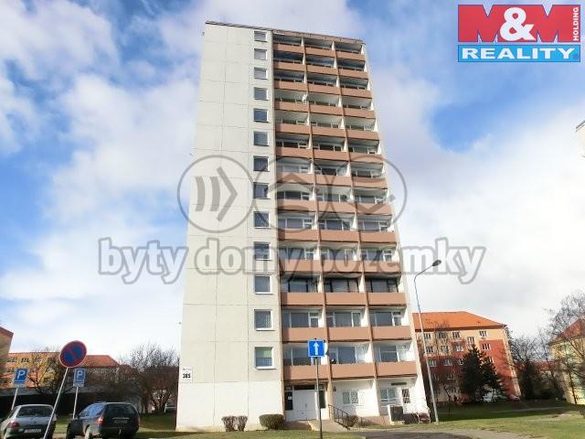 Prodej, byt 1+kk, 22 m2, OV, Most, ul. M. G. Dobnera