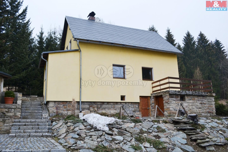 Prodej, rodinný dům, 4+kk, 1209 m2, Pěnčín, Huť