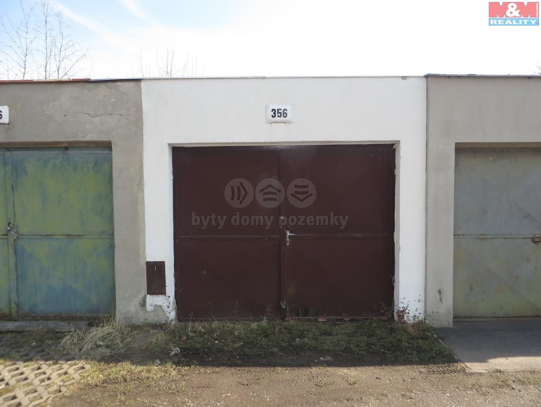 Prodej, garáž, 19 m2, Jirkov, ul. Obránců míru