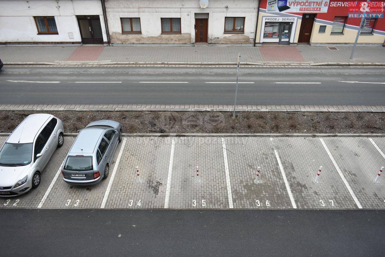 Prodej, parkovací stání, 10 m2, Pardubice, ul. Pichlova
