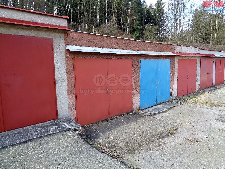 Prodej, garáž, 18 m2, Náchod