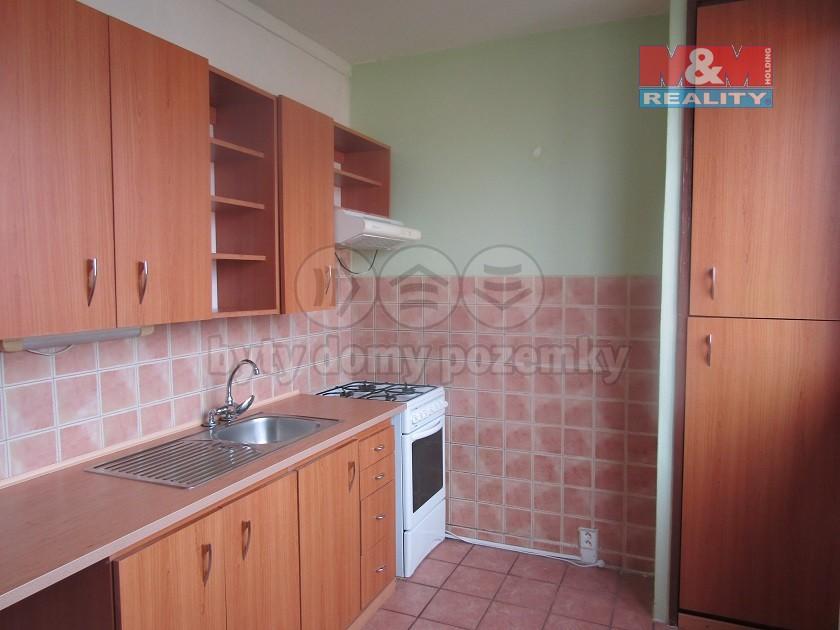 Pronájem, byt 2+1, 52 m2, Ostrava - Hrabůvka, ul. Tlapákova