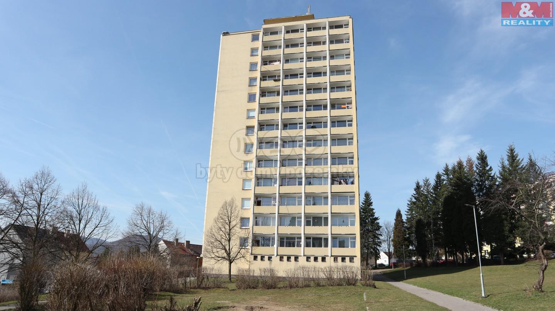 Pronájem, byt 3+1, 61 m2, OV, Klášterec nad Ohří, ul. Mírová