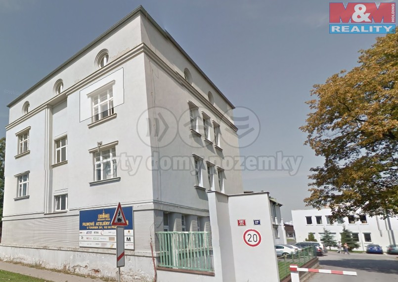 Pronájem, kanceláře, 235m2, Praha 10-Hostivař