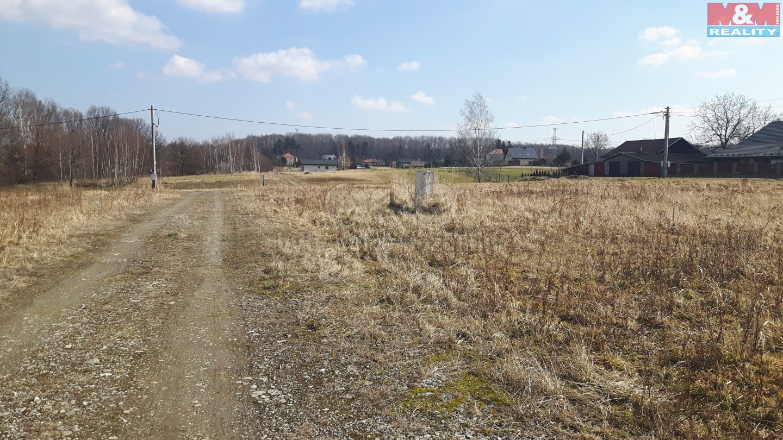 Prodej, stavební pozemek, 1208 m2, Karviná - Mizerov