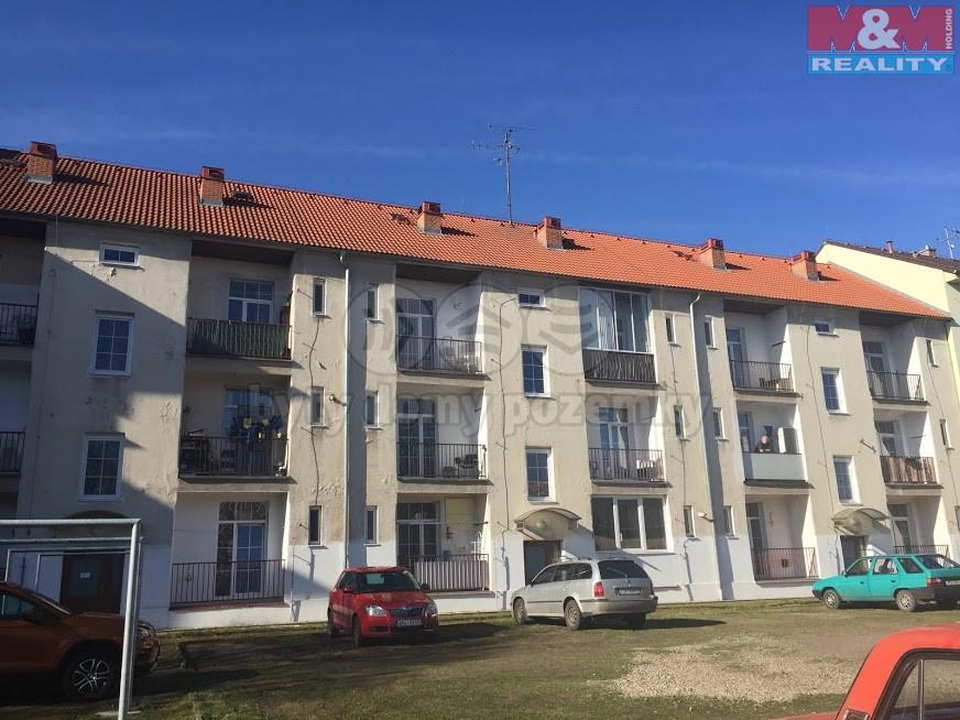 Pronájem, byt 1+1, 48 m2, Rokycany, ul. J. Růžičky